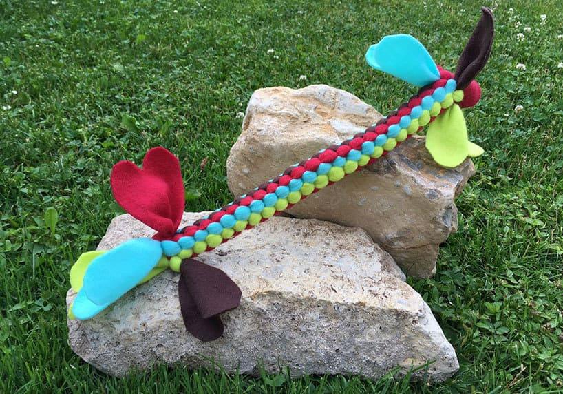 Gaja Handmade Goods - handgefertigte Hundespielknochen