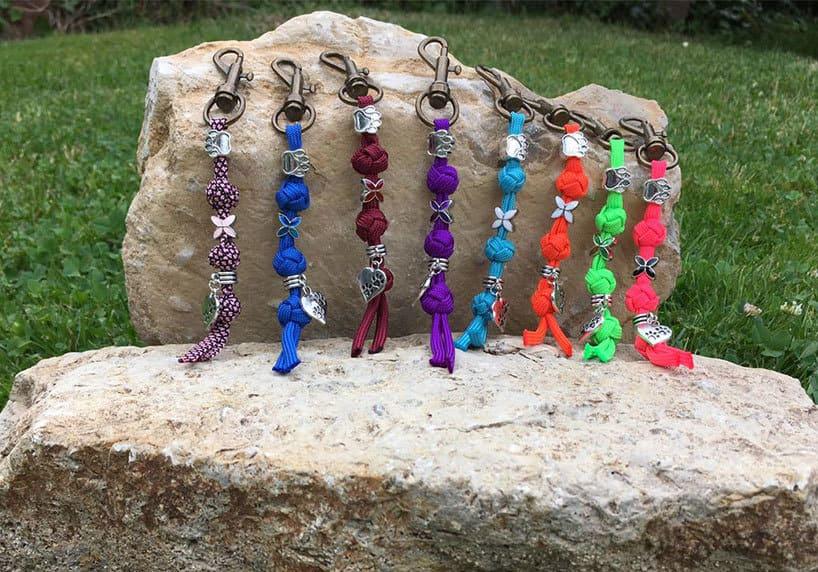 Gaja Handmade Goods - handgefertigte Schlüsselanhänger